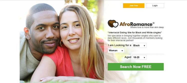 Is there a free interracial dating site
