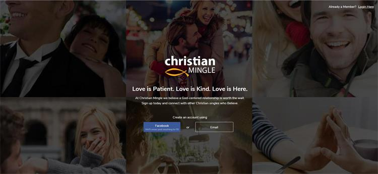 What is the most successful christian dating website