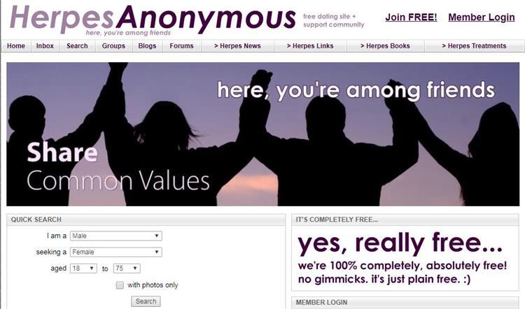 herpesanonymous.com