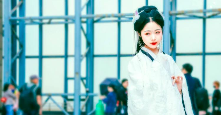 pretty chinese women